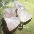 Raw Rose Quartz # RRQ 01-02