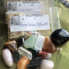 Eclipse/ 13 Moon Herbal mix/crystals kit