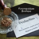 Enchanted offerings: protection
