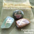 Profound change, abundance, luck  bind runes