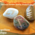 Over come obstacles, change, profound change bind runes