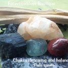 Chakras cleansing/ balancing / Palo Santo
