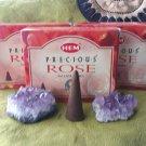 HEM Rose cone incense