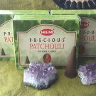 Hem Patchouli cone incense
