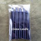 BLACK Chime candles