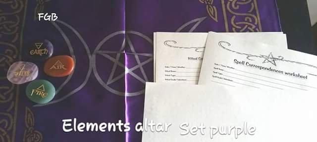 Altar cloth Set  Items ATCLSP 02