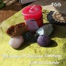 Gemstone Blessings kit Balancing emotions #01
