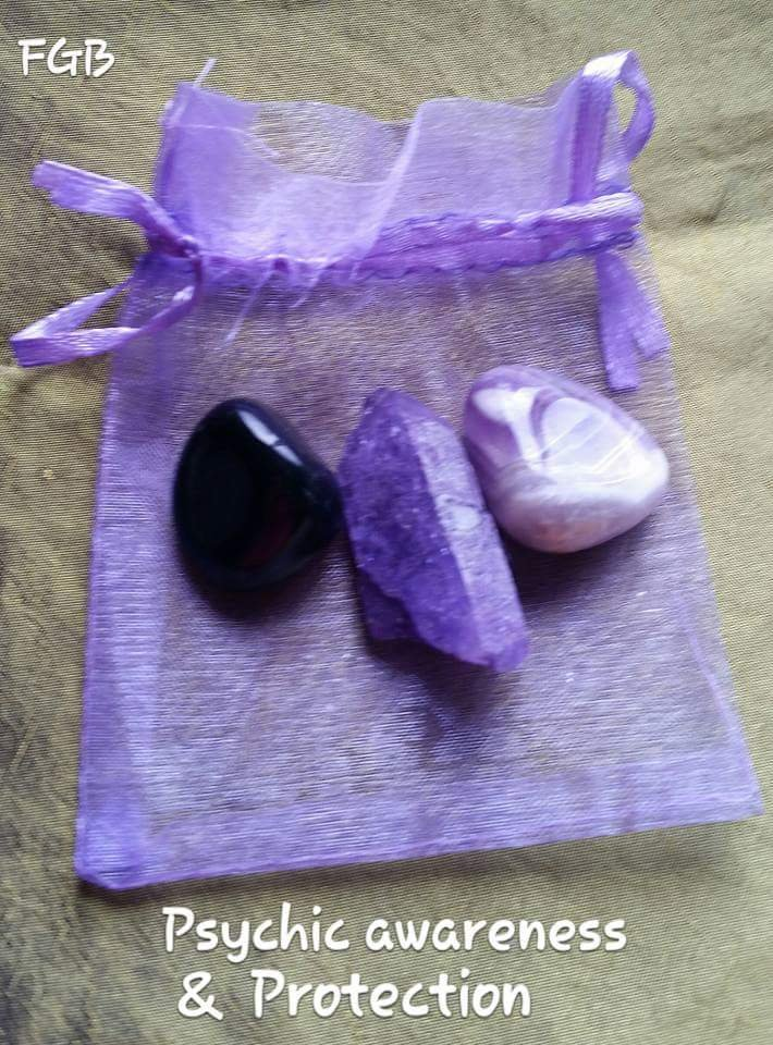 Psychic awareness / protect #PAPCK01A FAERY
