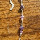 Amethyst / goddess bookmark