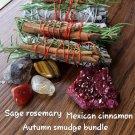 Autumn smudging bundle
