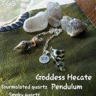 Goddess Hecate Pendulum