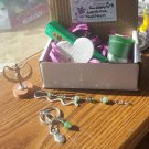 GODDESS BOX SET #08 Aventurine Keychain