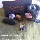 Protections  Offerings earring set #  01-02