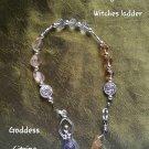 Element Air  Goddess /Aura point  Witches ladder