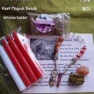 Element  Fire Goddess /Witches ladder set