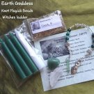 Element Earth Goddess / Witches ladder set
