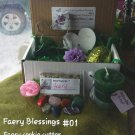 Faery blessing #01 faery cookie cutter