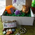 Faery blessing #04 keychain