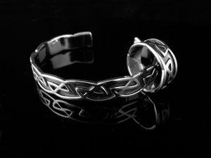 Cuff & Ring-Black