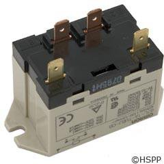 G7L-1A-TUBJ-CB-100-120VAC SPST 30A OMRON RELAY (In Stock)