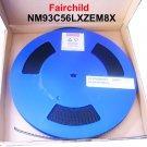 NM93C56LZEM8X  (25 Pcs) 2048-Bit Serial CMOS EEPROM (In Stock)