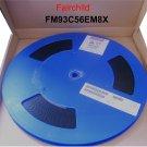 FM93C56EM8X (2500 pcs)  2048-Bit Serial EEPROM (In Stock)