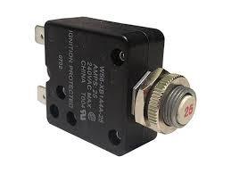 Potter & Brumfield, W58-XB1A4A-25, Circuit Breaker, 25A [ea] [J]