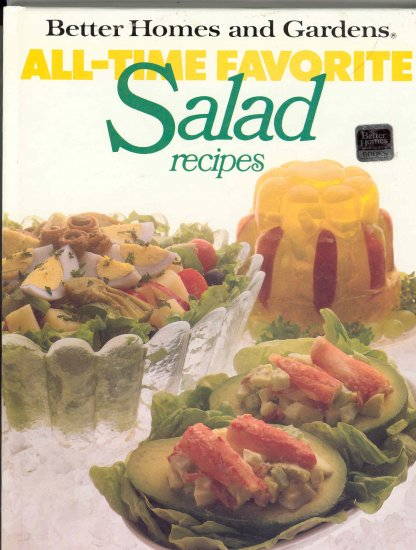 Better Homes and Gardens Salad Recipes