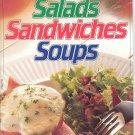 Pillsbury Salads Sandwiches Soups Cookbook #170 Buy 3 Get 1 Free