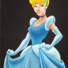 Disney Cinderella black velvet oil painting, is 100% handpainted