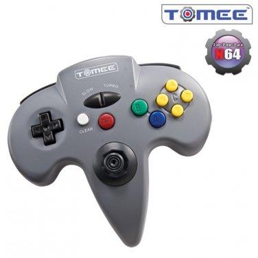 N64 Controller (Gray) For Nintendo 64