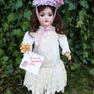 Old Antique German Bisque Head Heinrich Handwerck 109 Doll Up For Adoption