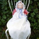 Old Antique German Bisque Solid Dome Bye-Lo Grace Putnam Character Baby Doll