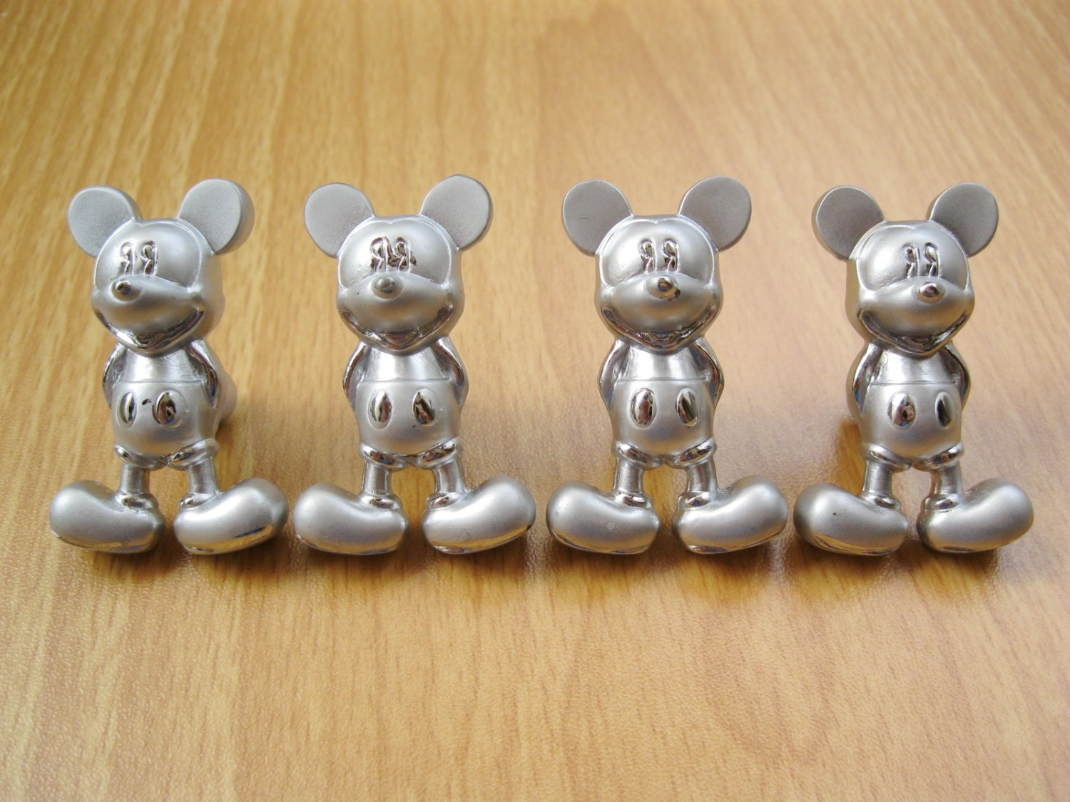 9 Mickey Mouse Kitchen Cabinet Door Knobs Drawer Pulls