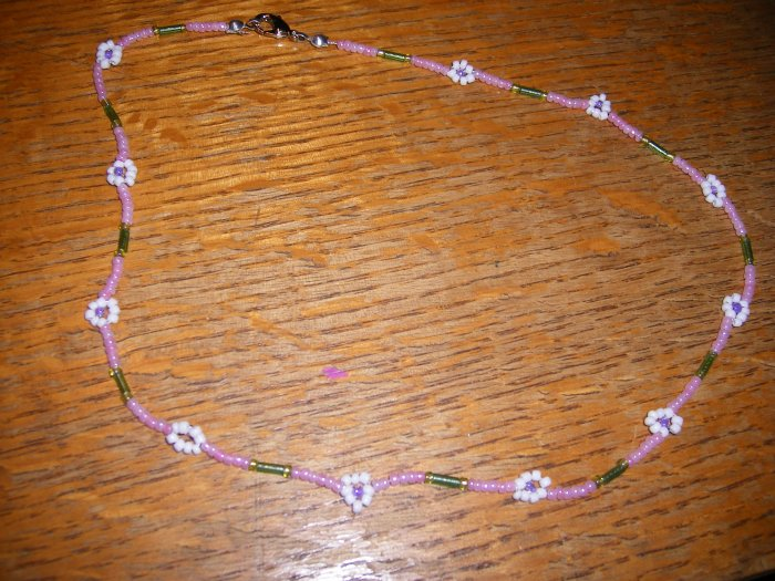 """17"""" Daisy Chain Necklace"""