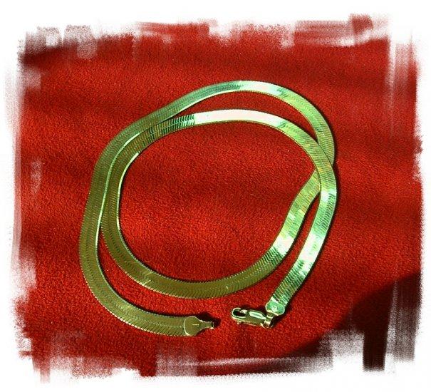 Sterling Vermeil Necklace
