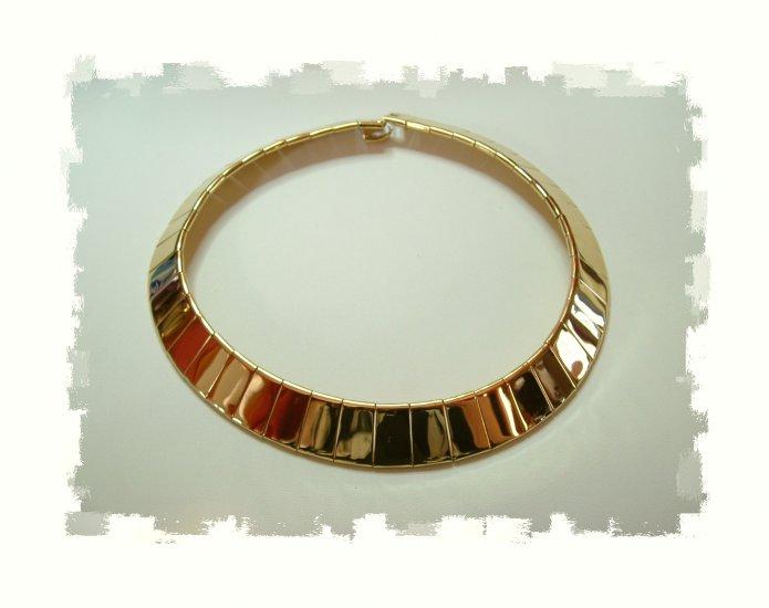 Vintage Napier Gold-tone Necklace