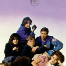 THE BREAKFAST CLUB VHS