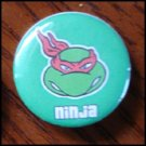 Ninja Turtle Button