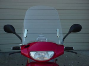 Universal Scooter Windshield