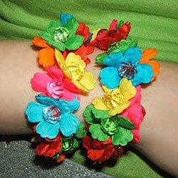 Silky Lei Bracelet
