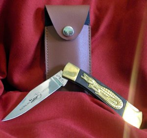 Australian Crocodile Knife