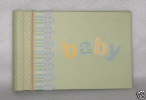 Carters Baby Brag Book