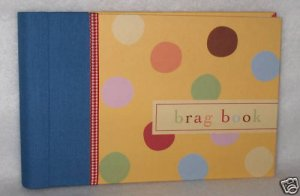 A is for Apple Brag Book