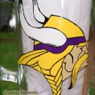 MN Vikings Football Hand Painted Beer Mug
