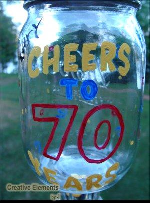 Custom Birthday Redneck Wine Glass