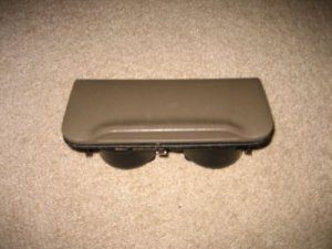 97,98,98 Nissan Maxima Cup holder cupholder Tan