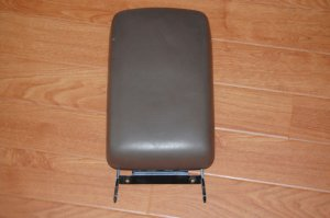 97-01 Toyota Camry CENTER CONSOLE ARMREST LID Tan