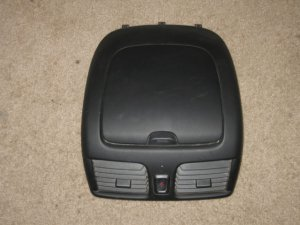 00-06 Nissan Sentra Dash Vents Storage Bin Black