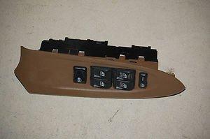 2002-2005 CHEVY TRAILBLAZER ENVOY DRIVER MASTER POWER WINDOW SWITCH SEAT